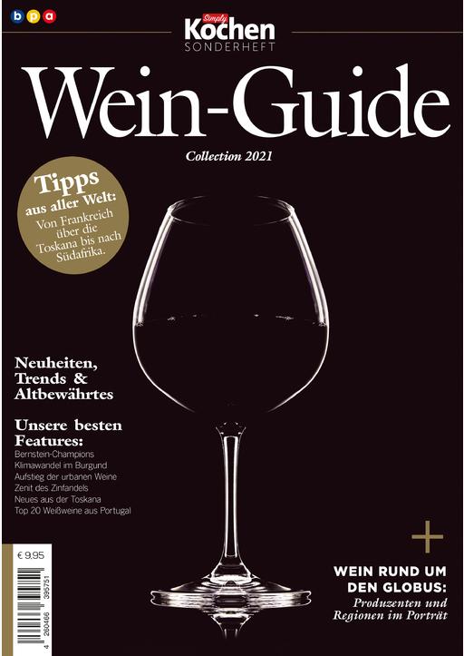 Buss, Oliver - Simply Kochen SONDERHEFT: Wein-Guide