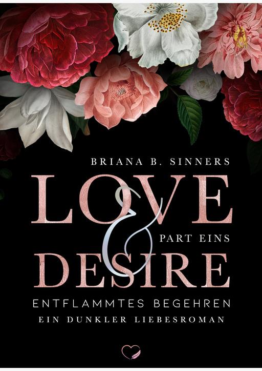 Sinners, Briana B. - Love and Desire