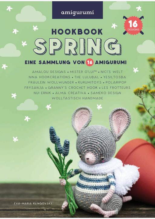 Klingovsky, Eva-Maria - HOOKBOOK Spring