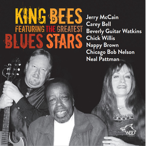 King Bees - King Bees Featuring The Greatest Blues Stars