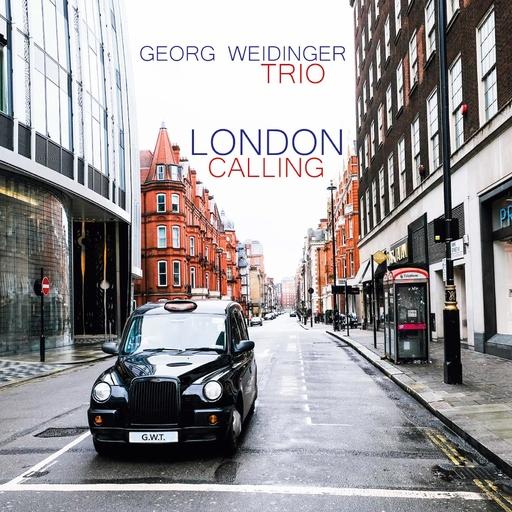 Weidinger, Georg - London Calling