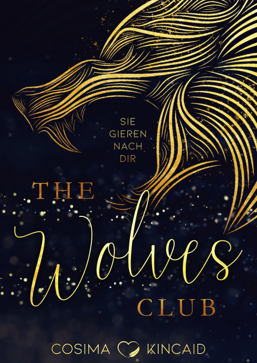 Kincaid, Cosima - The Wolves Club