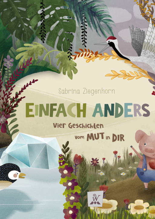 Ziegenhorn, Sabrina - Alles Anders / Einfach Anders