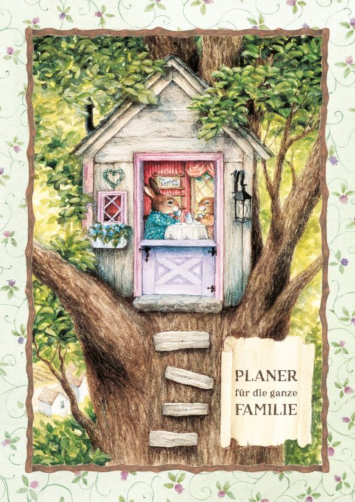 Wheeler, Susan - Familienplaner