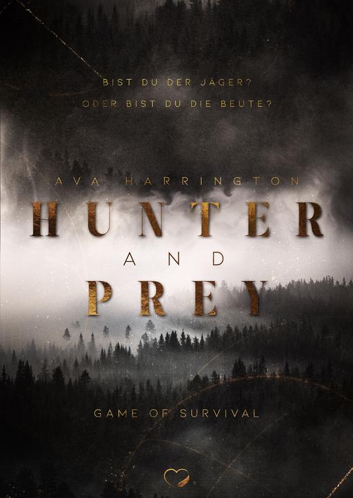 Harrington, Ava - Hunter and Prey