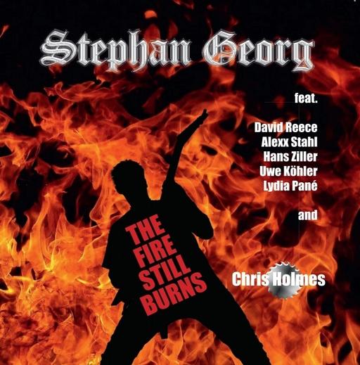 Stephan Georg - The Fire Still Burns
