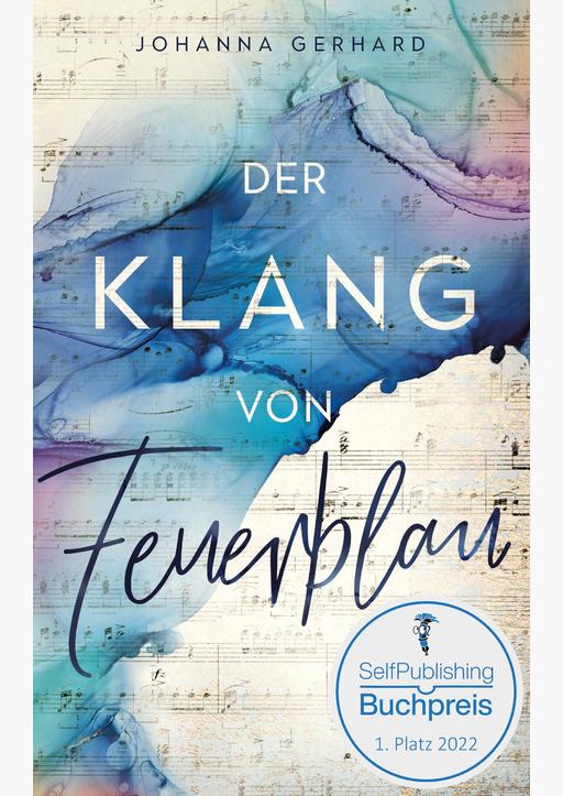 Gerhard, Johanna - Der Klang von Feuerblau