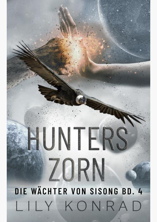 Konrad, Lily - Hunters Zorn