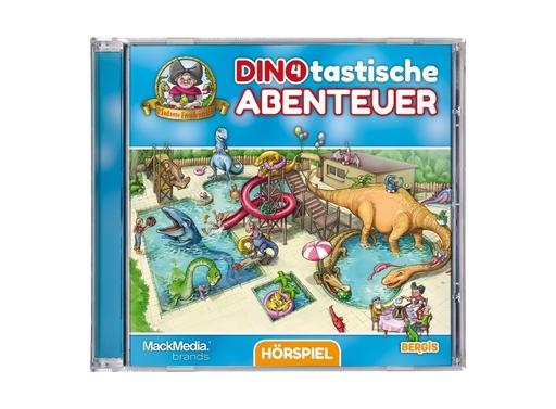 Blubacher, Thomas / Ihle, Jörg - Madame Freudenreich: Dinotastische Abenteuer Vol.4