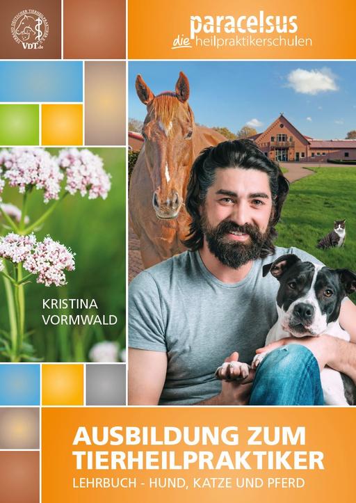 Vormwald, Kristina - Ausbildung zum Tierheilpraktiker