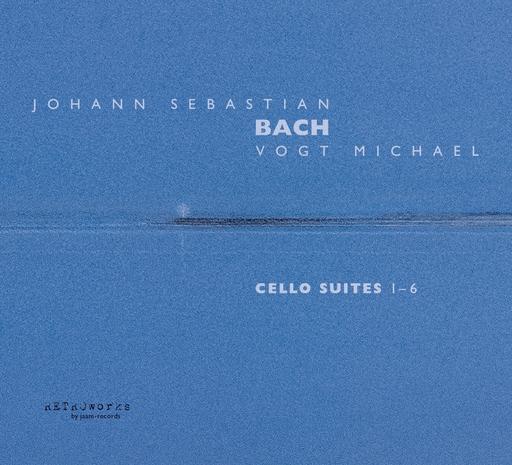michael vogt - bach cello suiten 1-6