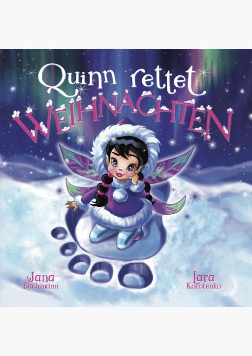 Buchmann, Jana - Quinn rettet Weihnachten