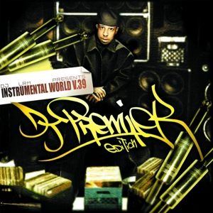 various / dj premier - instrumental world vol. 39