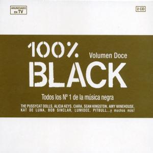 various - 100 percent black vol. 12