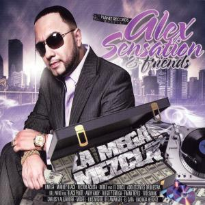 various / alex sensation and friends - mega mezcla