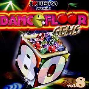 various - i love disco-dancefloor gems 80s vol. 8