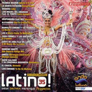 various - latino! 35