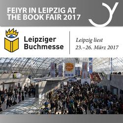 FEIYR at the Leipzig Book Fair 2017